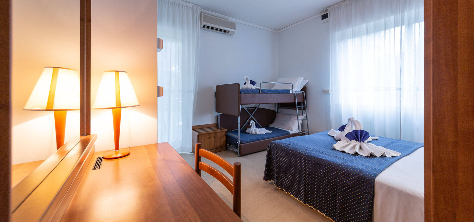 family room hotel in Lignano Sabbiadoro