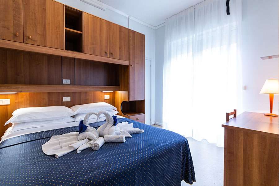 rooms lignano